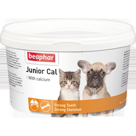 Beaphar Витамины для котят и щенков, порошок (Junior Cal)