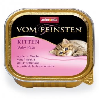 Animonda Vom Baby Pate кон.д/котят паштет 100г