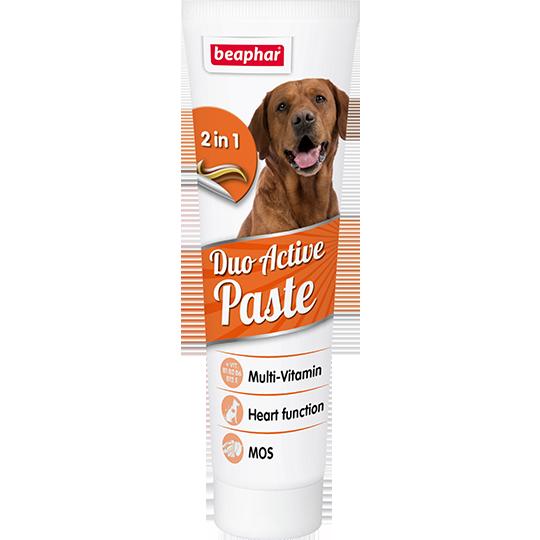 Beaphar Мультивитаминная паста для собак (Duo Active)