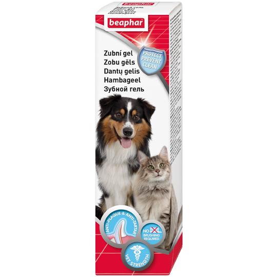 Beaphar Гель для чистки зубов у собак (новая формула)