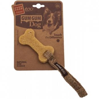 GiGwi Игрушка для маленьких собак Маленькая кость 8см