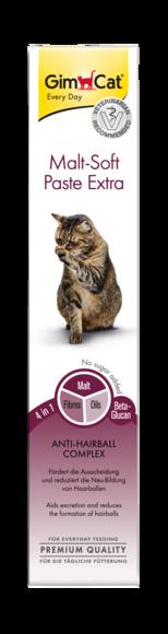 Gim Cat Мальт-паста для вывода шерсти 20 г