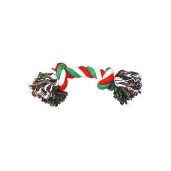 N1 Игрушка для собак Грейфер веревка с двумя узлами