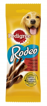 Pedigree Rodeo Жевательное лакомство с говядиной д/собак