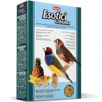 Padovan Grandmix Esotici Корм д/экзотических птиц 400г