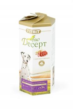 TiTBiT Печенье Био-Десерт с печенью стандарт