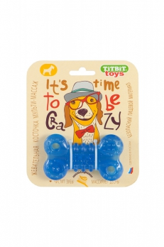 TiTBiT Косточка жевательная (игрушка для собак) 10см