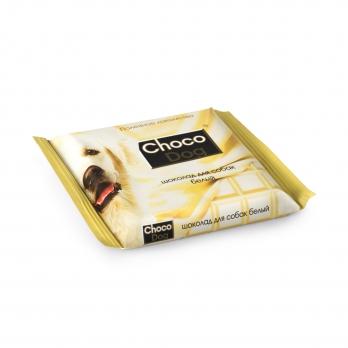 Веда Choco Dog Шоколад белый для собак, 45 г