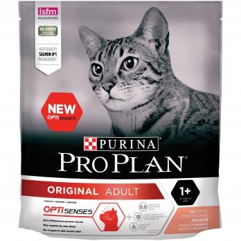 Pro Plan Adult для взрослых кошек от 1 года с лососем
