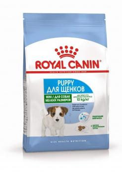 Royal Canin Mini Puppy для щенков малых пород 2-10 мес.