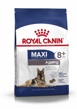 Royal Canin для пожилых собак крупных пород старше 8 лет, Maxi Ageing 8+