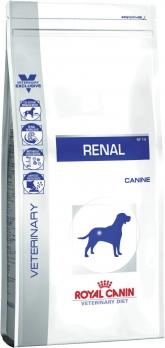 Royal Canin Renal RF 14 Canine корм для собак с почечной недостаточностью