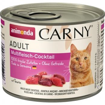 Animonda Carny Adult кон.д/кошек Мясной коктейль 200г