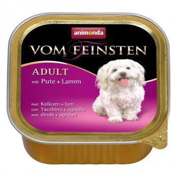Animonda Vom Feinsten Classic кон.д/собак с Индейкой и Ягненком 150г