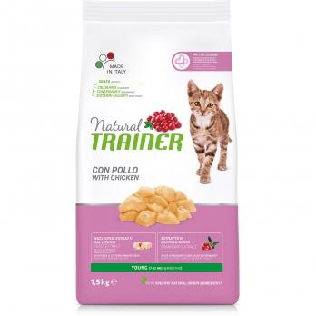 Trainer Natural Young Cat сух.д/молодых кошек