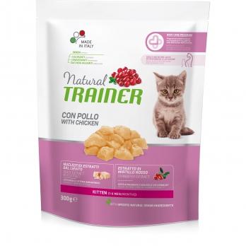 Trainer Natural Kitten сух.д/котят