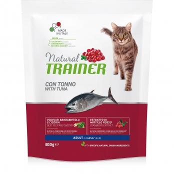 Trainer Natural Adult сух.д/кошек с Тунцом