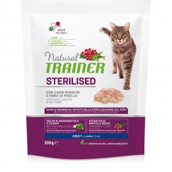 Trainer Natural Adult Sterilised сух.д/стерилизованных кошек со свежим белым мясом Курицы