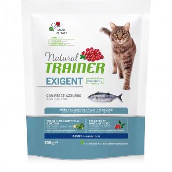 Trainer Natural Exigent сух.д/привередливых кошек с океанической рыбой