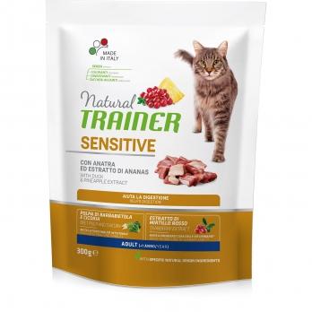 Trainer Natural Sensitive сух.д/чувствительных и склонных к аллергии кошек с Уткой