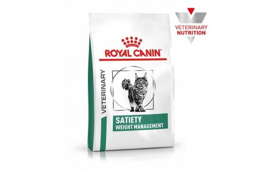 Royal Canin Satiety Weight Management сухой корм для кошек, для снижения веса