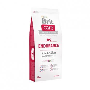 Brit Care Endurance сухой корм для активных собак всех пород Утка/Рис