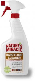 8in1 средство от пятен и запахов NM Hard Floor Cleaner для твердых покрытий полов спрей 710 мл ( замена  5055538)