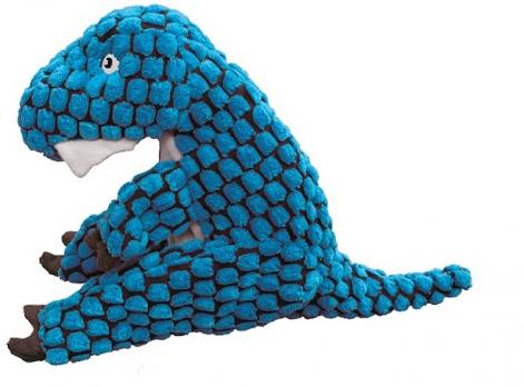 KONG игрушка для собак Динозавр T-Rex 18 см