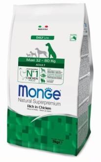 Monge Dog Maxi корм для взрослых собак крупных пород