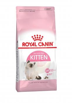 Royal Canin Kitten для котят от 4 до 12 мес.