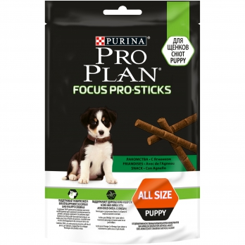 Pro Plan FocusPro Sticks снек для щенков с ягненком 126г