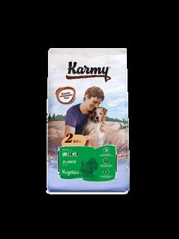 Karmy Mini Junior сухой корм для щенков мелких пород Индейка