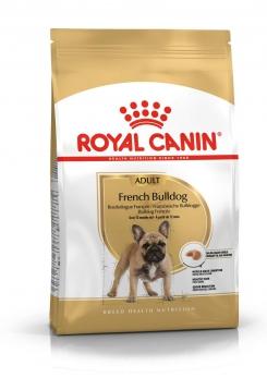 Royal Canin French Bulldog для взрослого французского бульдога с 12 мес.