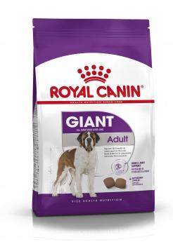Royal Canin Giant Adult для взрослых собак гигантских пород: более 45 кг, c 18 мес.