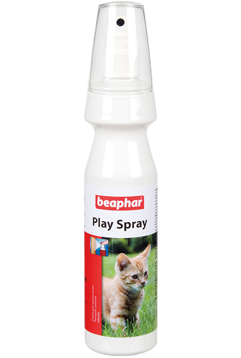 Beaphar Спрей для привлечения кошек к предмету (Play-spray)