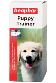 Beaphar Средство для приучения щенков к туалету (Puppy Trainer)
