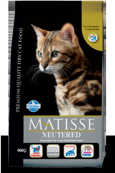 Farmina MATISSE для стерилизованных кошек