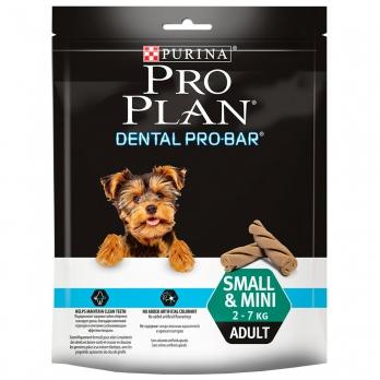 Pro Plan Dental Pro Bar S&M для поддержания здоровья полости рта собак мелких и карликовых пород 150 г