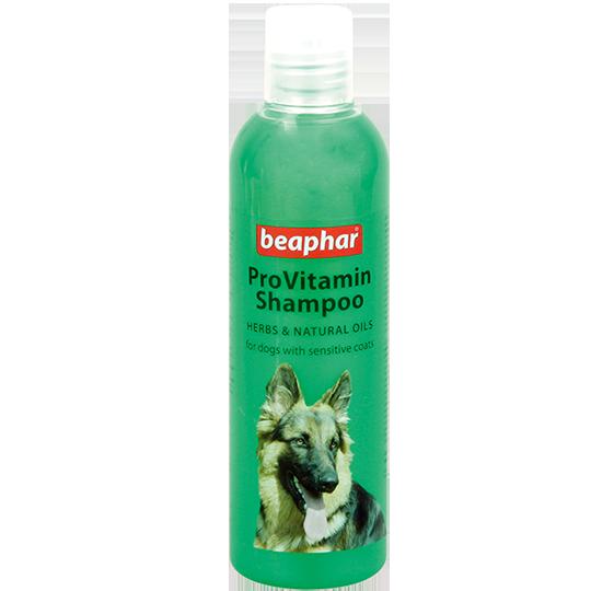 Beaphar Шампунь Травяной для собак с чувств.кожей: Зеленый (Herbs&Natural Oils)