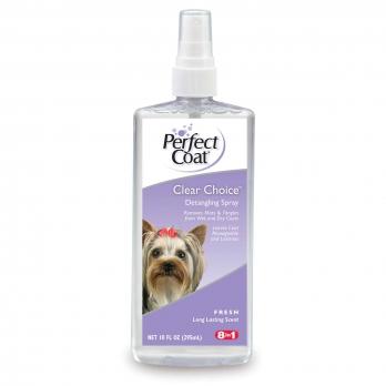 8in1 Спрей-легкое расчесывание шерсти собак (PC Clear Choice Detangling Grooming Spray)