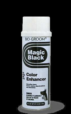 Bio-Groom Magic Black черный выставочный спрей-мелок 236 мл