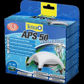 Tetra AРS 50 компрессор для аквариумов 10-60 л белый