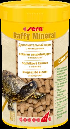 Sera Raffy Mineral минеральная подкормка для рептилий 250мм