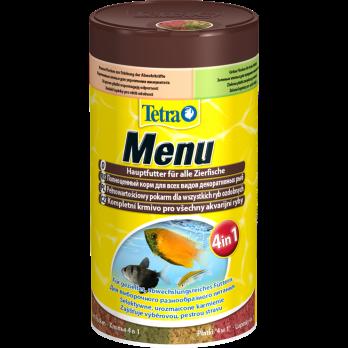 Tetra Menu корм для всех видов рыб