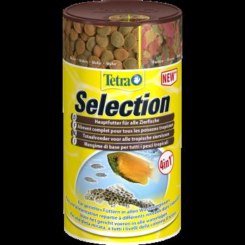 Tetra Selection корм для всех видов рыб