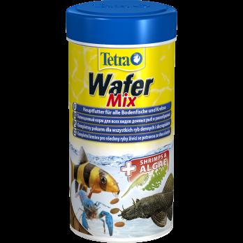 Tetra WaferMix корм-чипсы для всех донных рыб