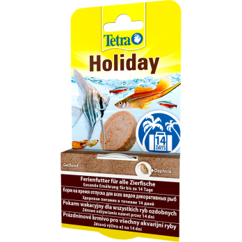 Tetra Holiday корм для рыб
