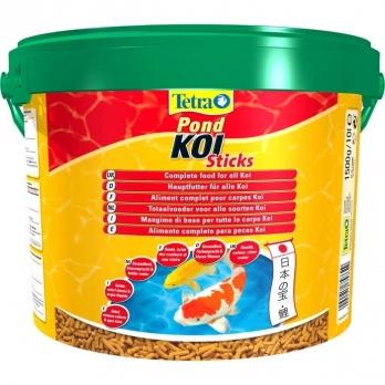 Tetra Koi Sticks основной корм для кои палочки