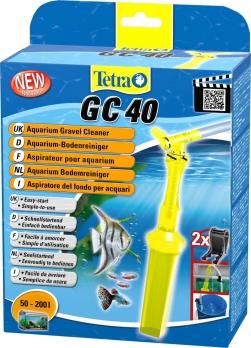 Tetra GC 40 грунтоочиститель (сифон) средний для аквариумов от 50-200 л