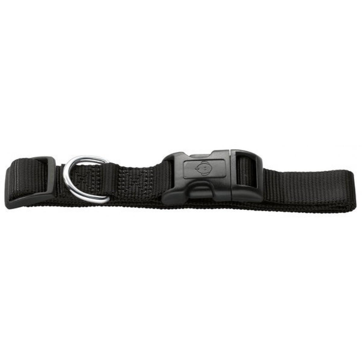 Hunter Smart ошейник для собак Ecco L (41-65 см) нейлон черный (28007)
